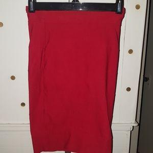 Charlotte Russe Skirts - Bandage Skirt